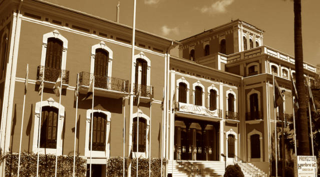 palacio de congresos de Huelva