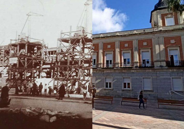 Como hemos cambiado huelva antes y ahora
