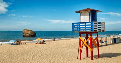 Playas de Huelva costa de la Luz