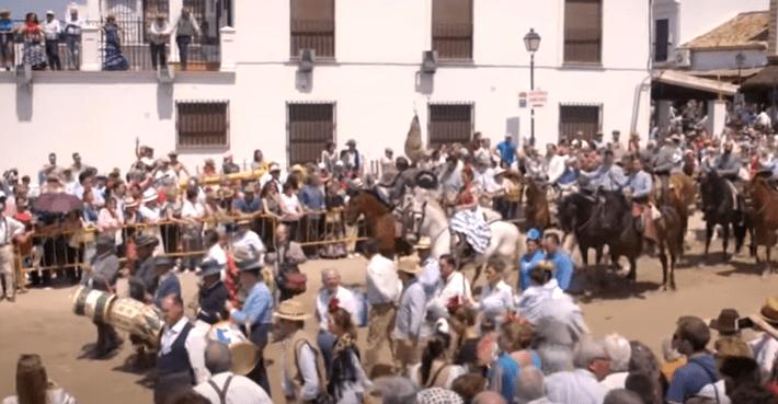 15 Romerías de la provincia de Huelva