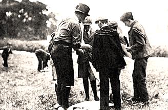 movimiento scout huelva