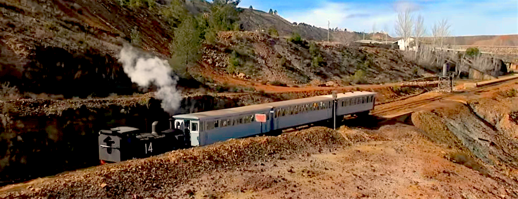 Visitar Tren turístico minero
