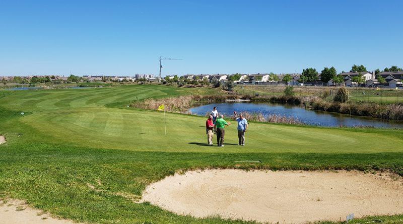 campos de golf Huelva