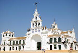el rocio romeria Huelva