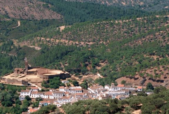 5 Senderos de la Sierra de Huelva