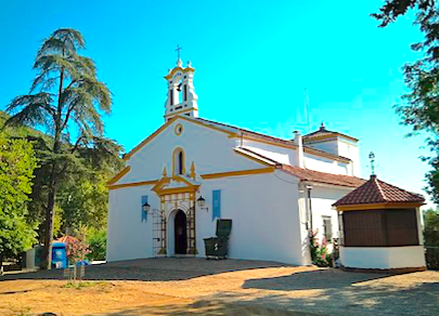Qué ver en Alajar: Ermita Nuestra Señora de Los Angeles