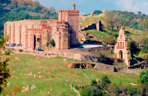 10 iglesias que tienes que conocer en huelva Aracena