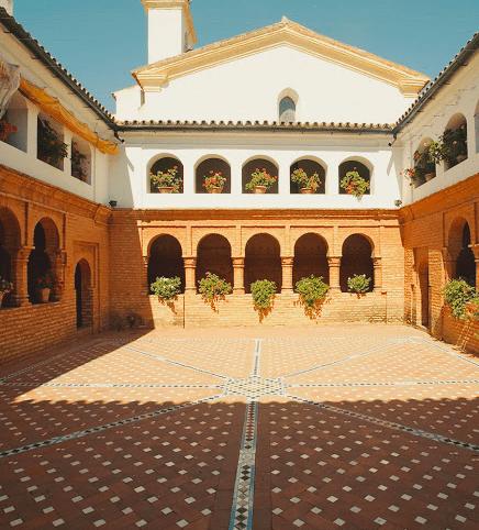 Interior Monasterio de La Rábida