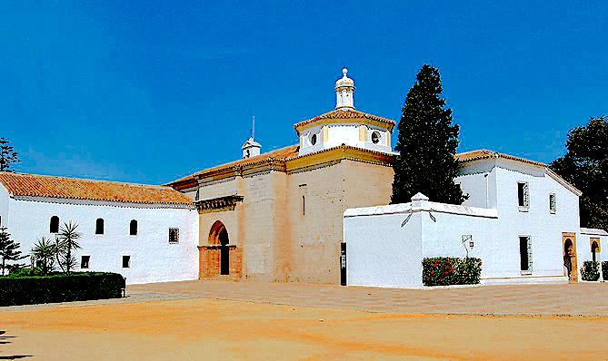 Qué ver en Palos de la Frontera: Monasterio de la Rábida