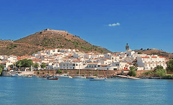 Sanlúcar de Guadiana Huelva