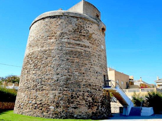 Torre Almenara Punta Umbría