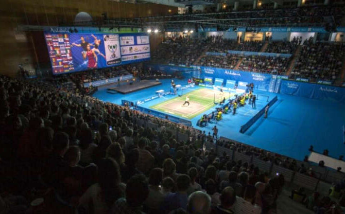 Donde jugar al badminton Huelva