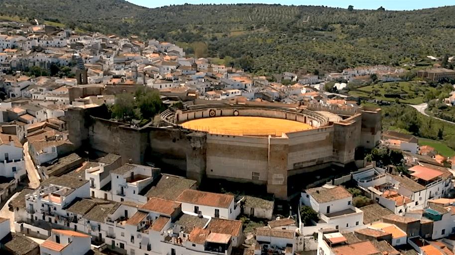 Que ver en Aroche: Castillo