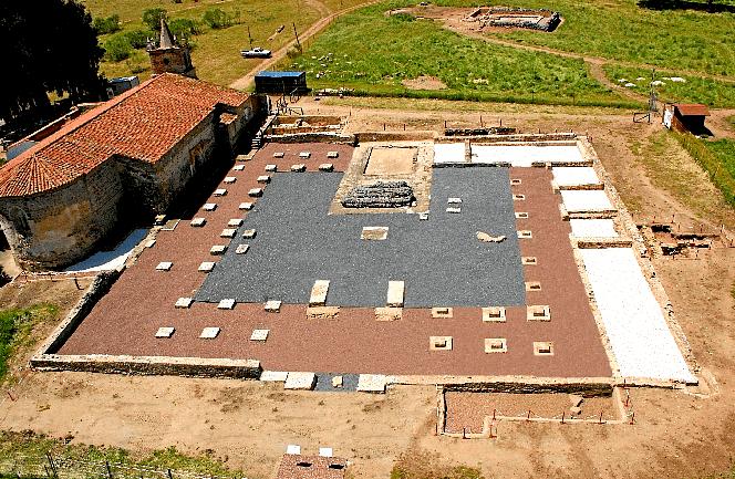 escapadas en huelva aroche ciudad romana