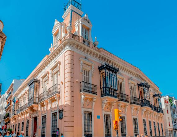Que ver en Huelva ciudad Palacio Mora Claros