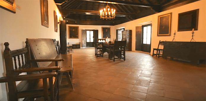 Sala Capitular Monasterio de la Rábida Huelva