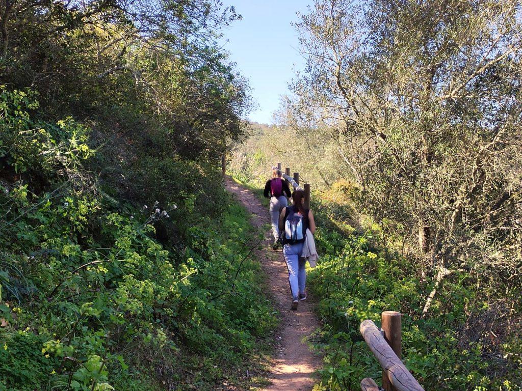 rutas senderistas Huelva