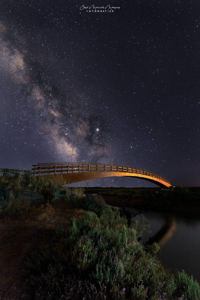 fotografías Huelva de noche