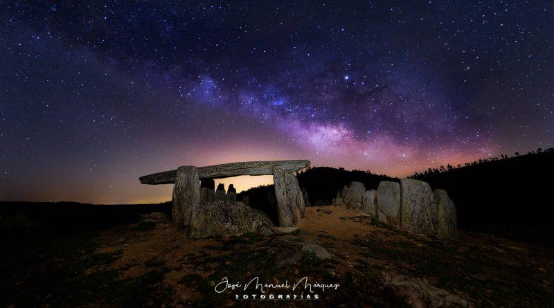 fotografías nocturnas de Huelva