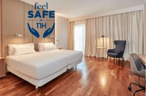 Dormir en Huelva Hotel NH