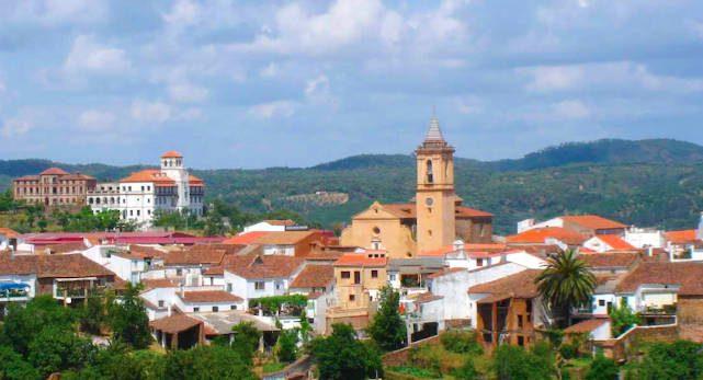 Jabugo Municipio de la Sierra de Aracena