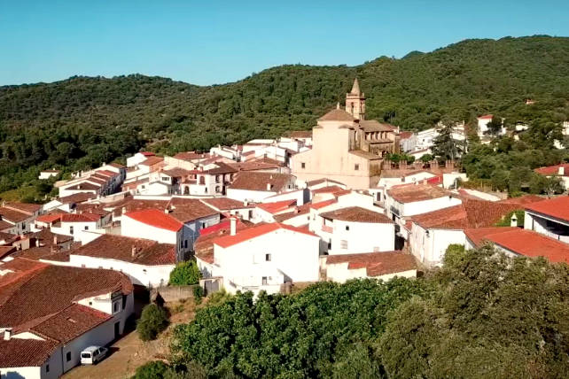 25 gentilicios de la provincia de huelva Visitar linares de la Sierra Huelva