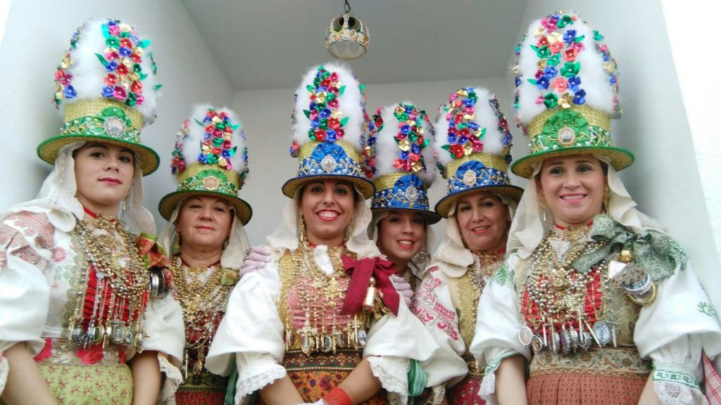 romerías de Huelva