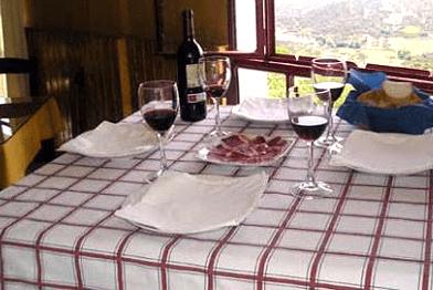 comer en Sierra de Huelva