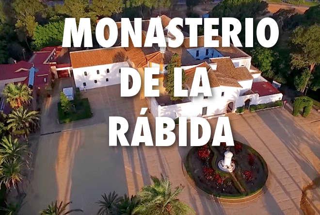 Visitar monasterio de la rábida en Huelva