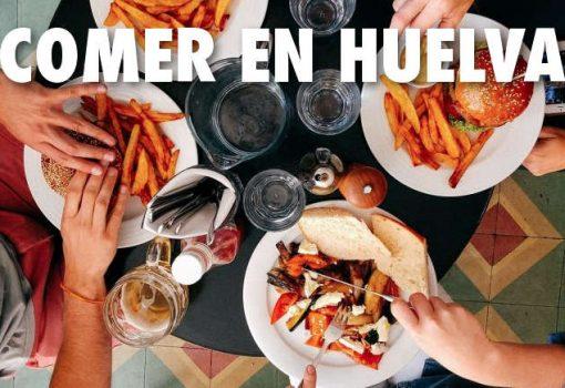 Donde comer en Huelva