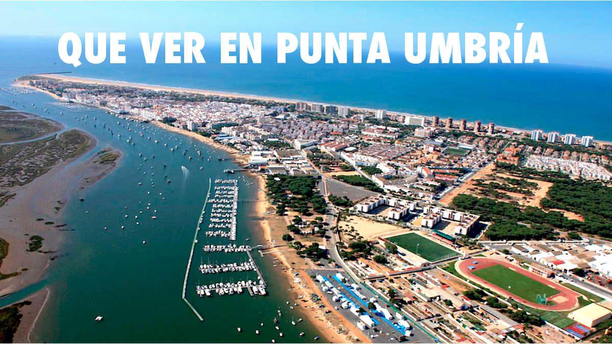 Qué ver en Punta Umbría