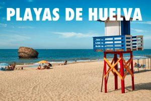 Playas de Huelva provincia