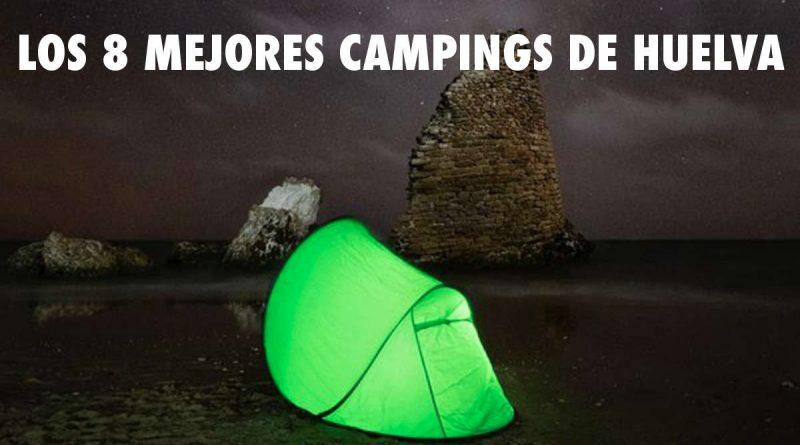 Campings de Huelva