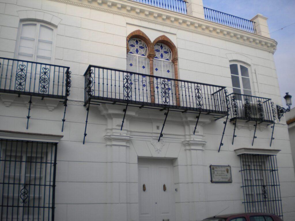 Casa museo de Juan rRamón Jiménez