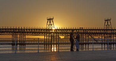 atardeceres en Huelva