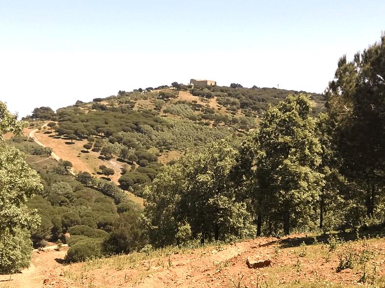 sierra minera Huelva