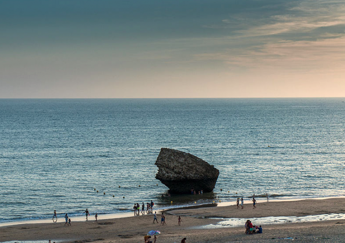 playa en Matalascañas