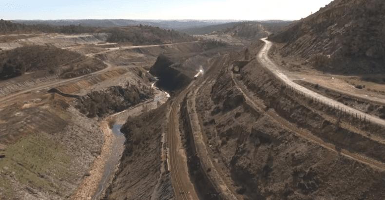 visitar la cuenca minera de Huelva