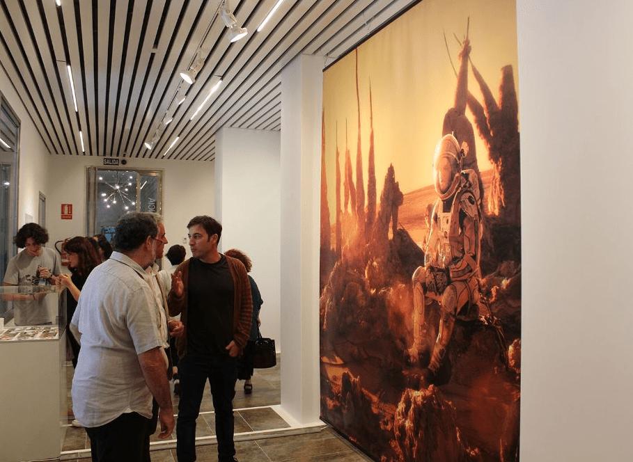 Gossan: Misión a Marte – Exposición de Fotografía