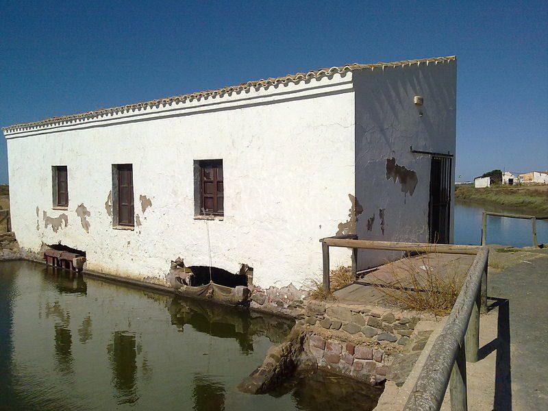 MUSEOS HUELVA AYAMONTE MOLINOS