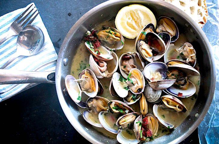 Disfrutar la gastronomia de Huelva en Octubre