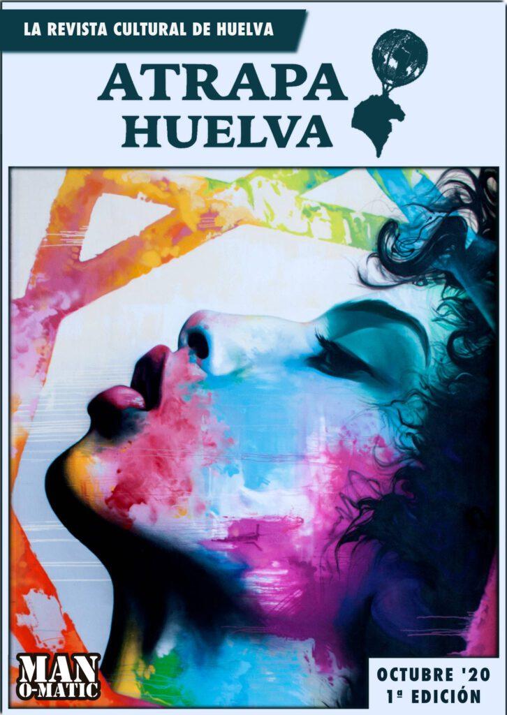 Portada revista cultural Huelva octubre 2020