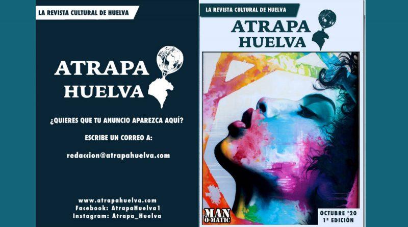 Revista Cultural octubre 2020 Atrapa Huelva