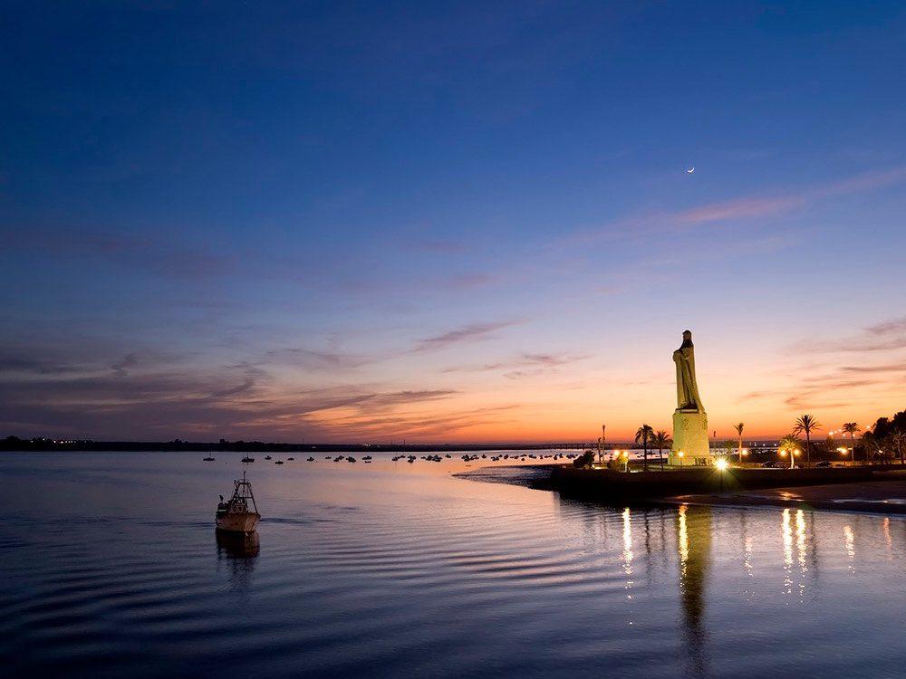 planes para celebrar el dia del turismo en huelva atardeceres