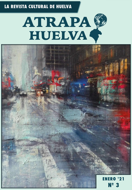 Portada Revista Cultural Huelva Enero 2021