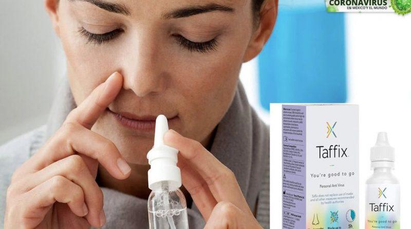 spray nasal coronavirus Taffix