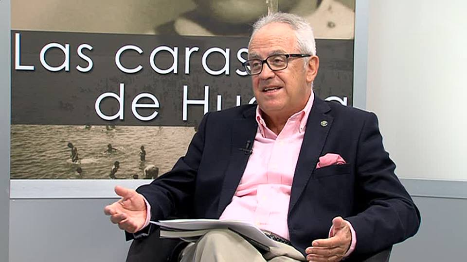 Diego Lopa las caras de Huelva
