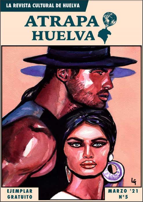 Portada Revista Cultural Huelva Marzo 2021