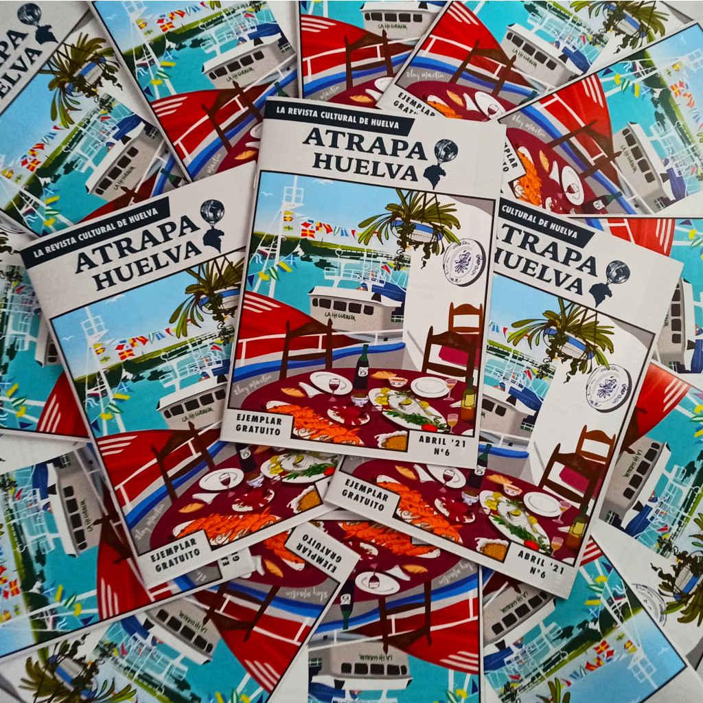 Revista Abril 2021 Atrapa Huelva