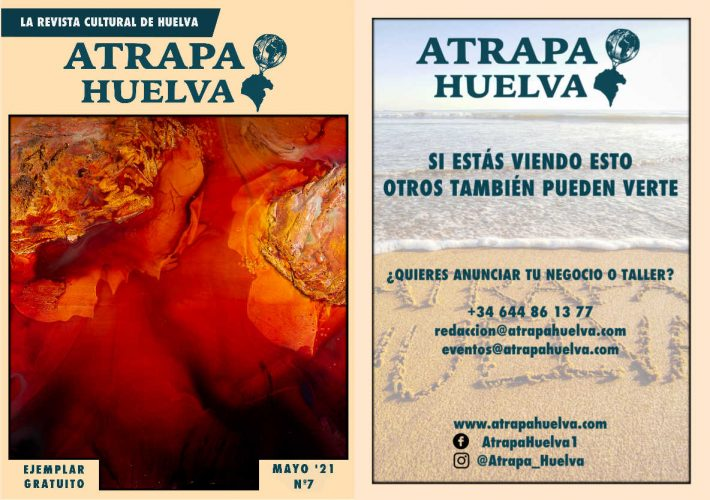 Revista Mayo Atrapa Huelva 2021